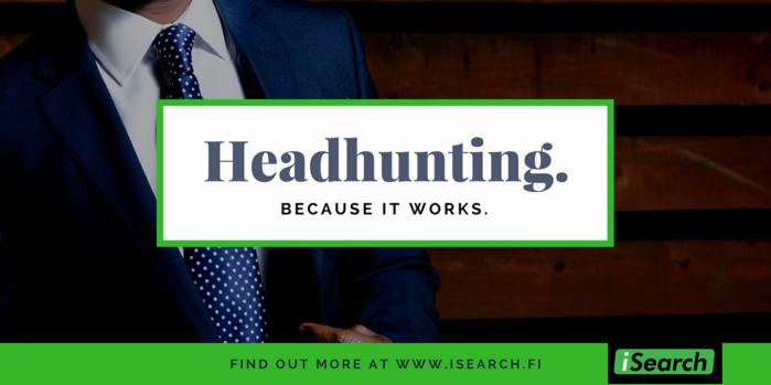 Headhunting works