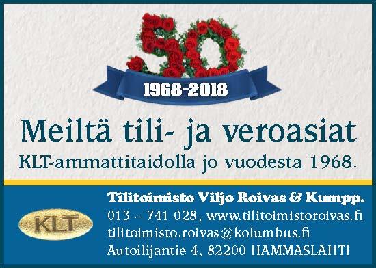Tilitoimisto Viljo Roivas & Kumpp.